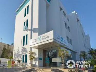 Compare Reviews, Prices & Costs of Spinal Surgery in Morocco at Fertility Center Ghandi | M-MO1-4