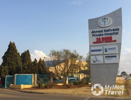 Ahmed Kathrada Private Hospital in Johannesburg, South Africa