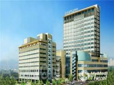 Chung-Ang University Hospital in Seoul, South Korea