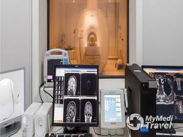 CT Scan (Computed Tomography) at Sikarin Hospital