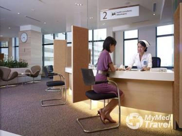 Female Health Checkup at Bumrungrad International Hospital