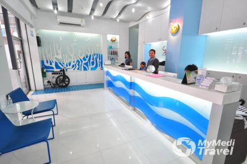 Sea Smile Dental Clinic in Phuket, Thailand