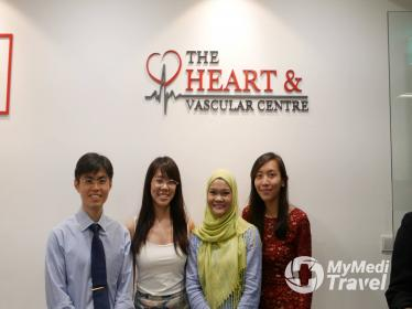 See what other say in reviews about Cardiac Screening in Malaysia at The Heart & Vascular Centre and compare the costs and prices | I9-123