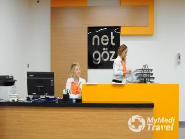 Compare Reviews, Prices & Costs of Reproductive Medicine in Turkey at Net Goz Eye Surgery Clinic | M-TU4-22