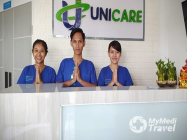 Compare Reviews, Prices & Costs of Anti-Aging Stem Cell Treatment in Indonesia at Unicare Ubud Medical Clinic | M-BA-15