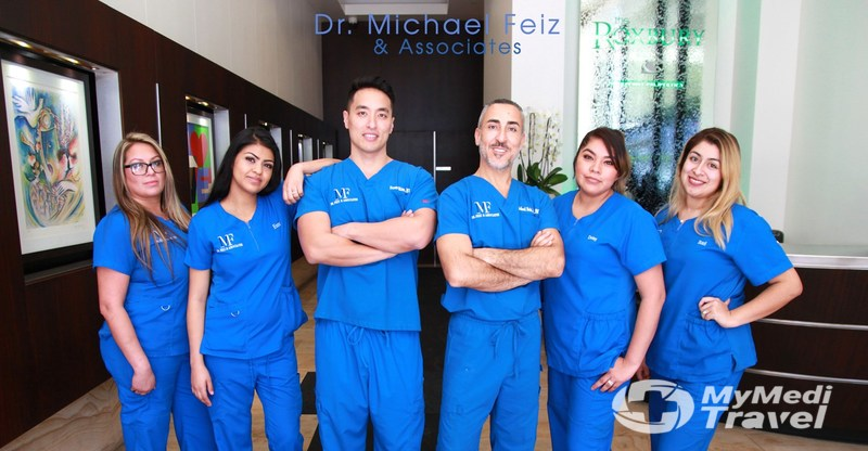 Gastric Sleeve at Dr. Feiz and Associates Weight Loss Surgery Solutions