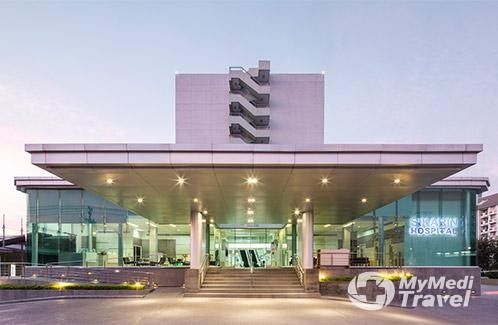 Sikarin Hospital for Medical Tourism in Bangkok, Thailand